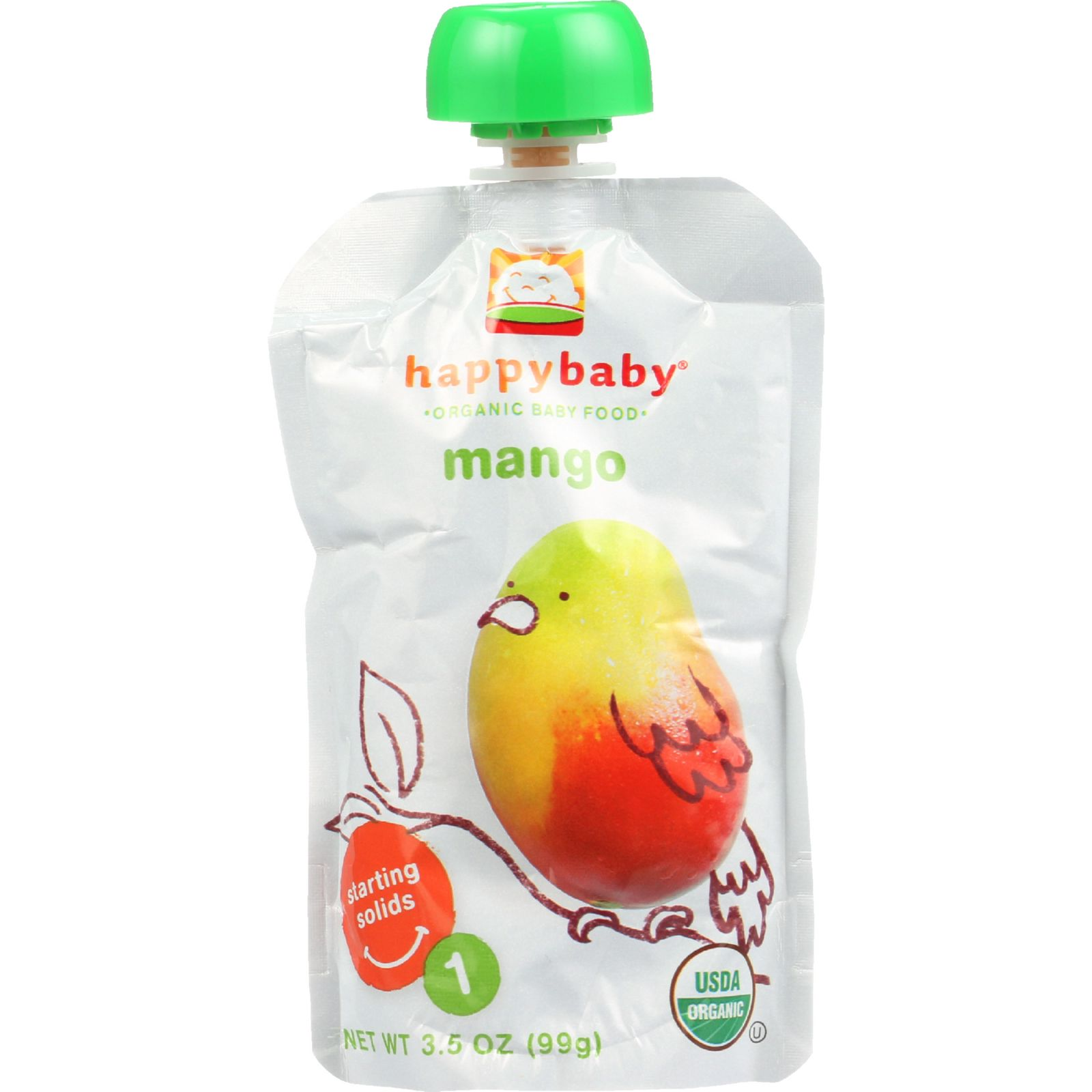 Seventh Generation Baby Food